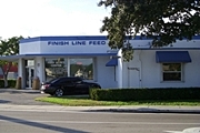 Finish Line Feed Store